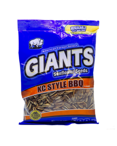 Giants Sunflower Seeds KC Style BBQ