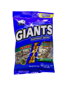Giants Sunflower Seeds Nacho/Dill Fusion