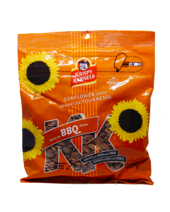 Krispy Kernels Sunflower Seeds BBQ - MHD 20.09.20!