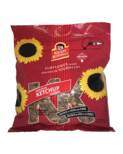 Krispy Kernels Sunflower Seeds Ketchup