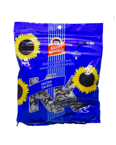 Krispy Kernels Sunflower Seeds Salted - MHD 17.09.20!