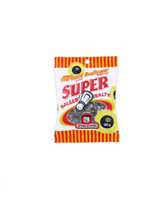 Krispy Kernels Sunflower Seeds Super Salty